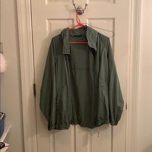 Uniqlo rain jacket